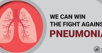 fight against Pneumonia