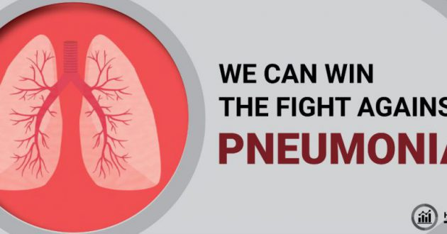 fight against Pneumonia