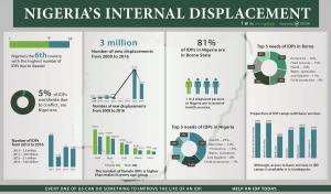 IDP Infographics